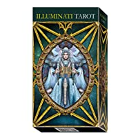 Tarot Illuminati: 78 full col cards & 64pp booklet