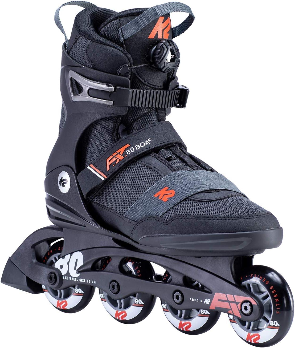 K2 Skate Mens Kinetic 80 Pro Inline Skate