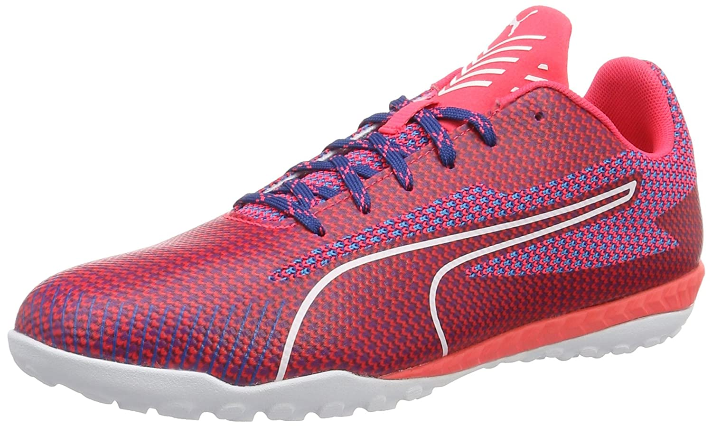 Puma 365 Ignite St, Zapatillas de Running para Hombre 45 EU|Azul (True Blue-puma White-bright Plasma 01)
