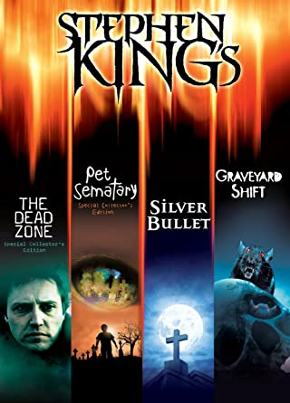 Stephen King Collection [Reino Unido] [DVD]: Amazon.es: Cine y Series TV