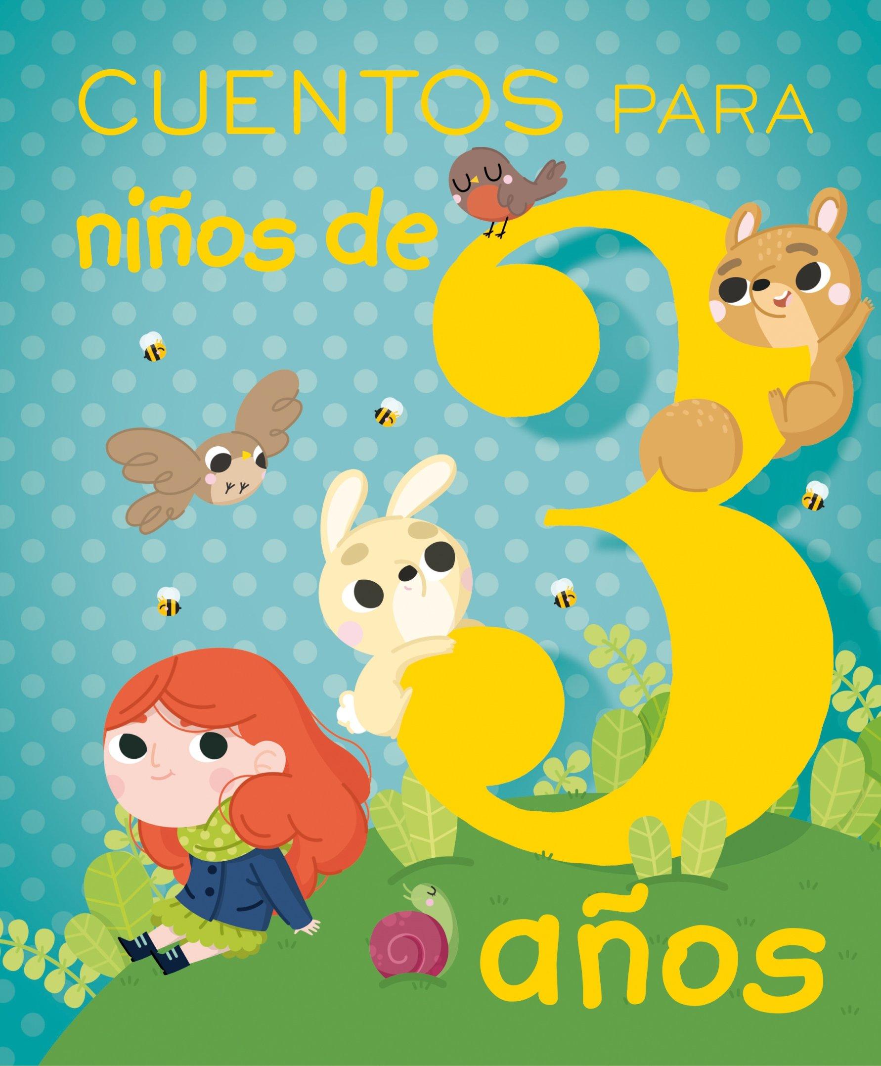 Download Cuentos para ninos de 3 anos (Spanish Edition) pdf epub