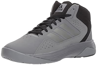 sports shoes eac9d 730fe adidas Men s CF Ilation MID Basketball Shoe, Grey Four Black, 12 Medium US