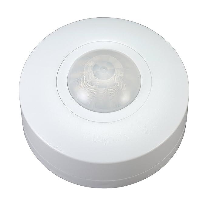 Garza Power - Detector de movimiento infrarrojos de techo 360º: Amazon.es: Bricolaje y herramientas
