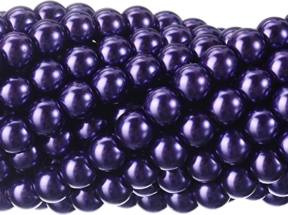 Bastets Beads Czech Glass Amethyst Purple Smooth Dagger Briolette 5x16mm 25