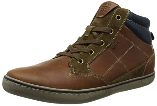 chaussures montante geox homme