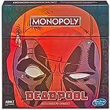 Monopoly Juego Edición de colección Marvel Deadpool