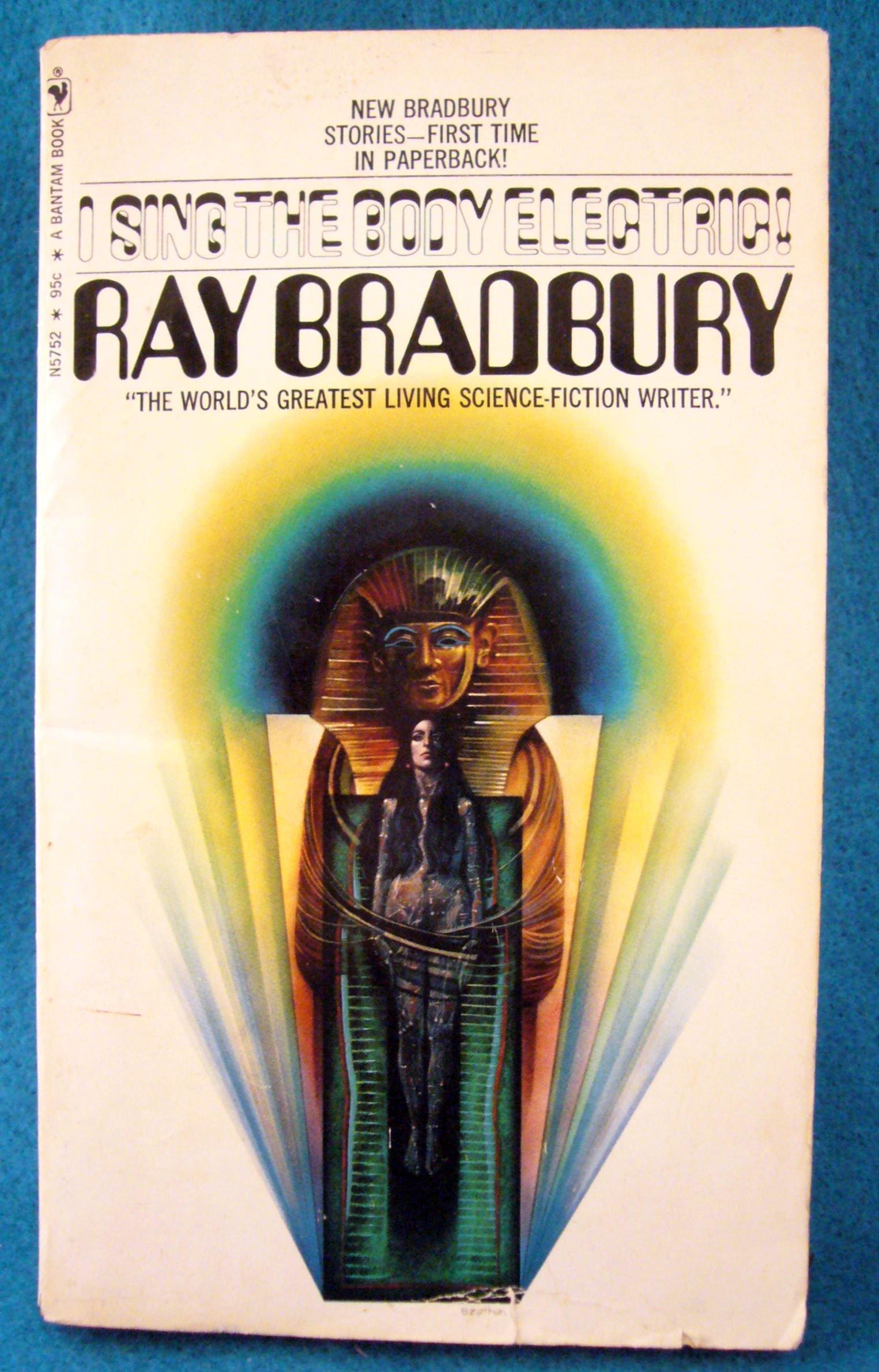 i sing the body electric bradbury ray