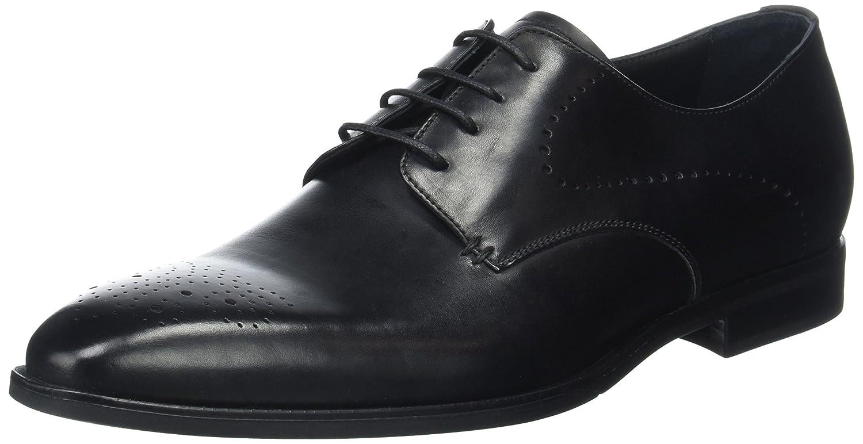 Geox U New Life A, Zapatos de Cordones Derby para Hombre