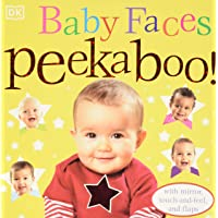 Baby Faces Peekaboo!: With Mirror, Touch-and-Feel, and Flaps