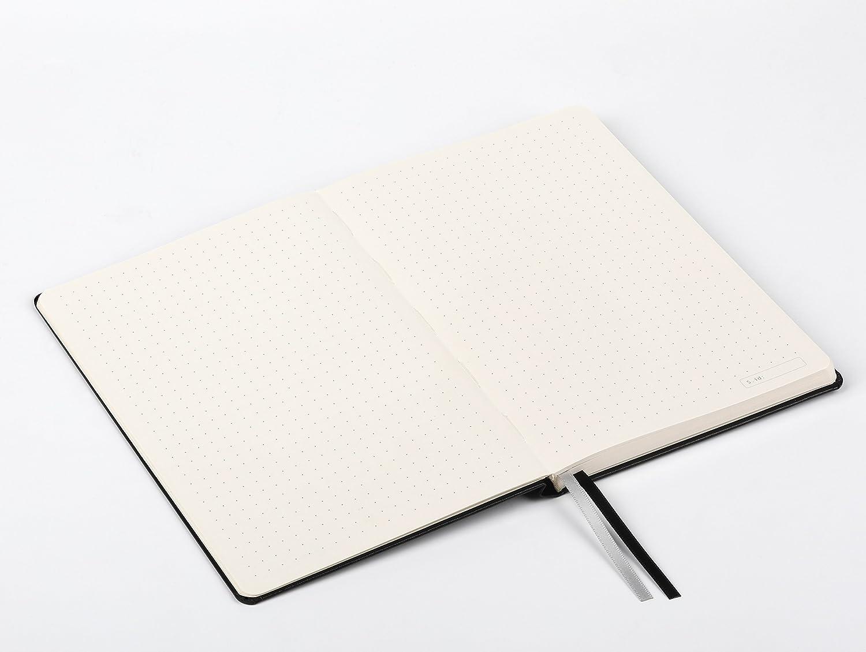 Amazon.com: UBERWORKS TEHNIK cuaderno premium tapa dura ...