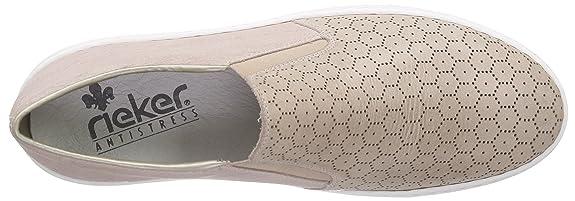 Rieker M3966 Women Loafers Damen Slipper  Amazon.de  Schuhe   Handtaschen 6c71f768ba