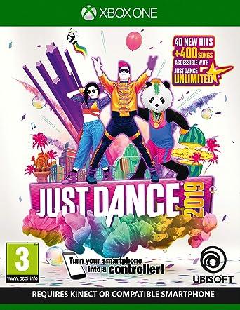 Amazon com: Just Dance 2019 (Xbox One) (xbox_one): PC: Video