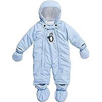 Playshoes Unisex Baby Schneeanzug Schnee-Overall Pinguin
