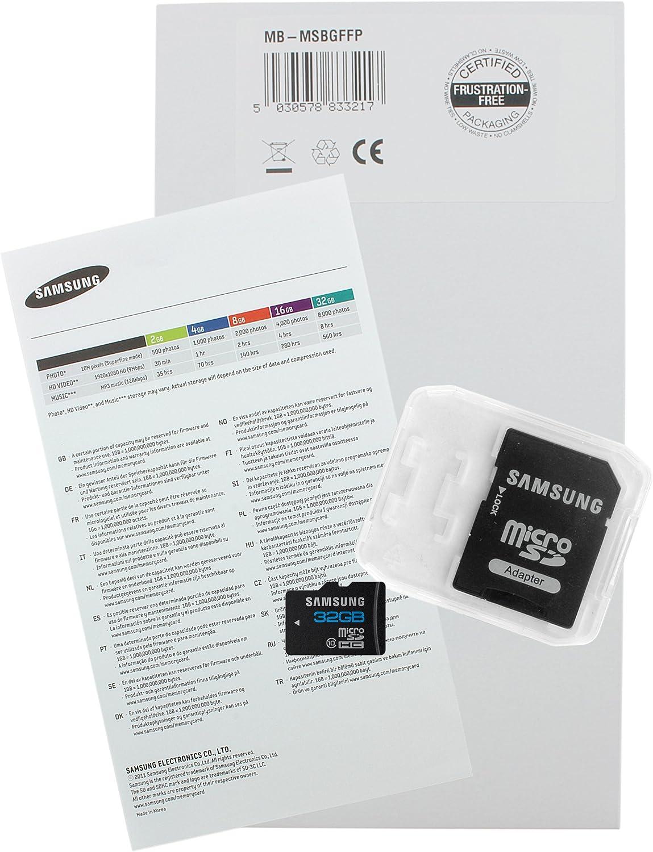Samsung MB-MS2GA 2 GB microSD Flash Card