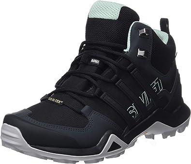 adidas Terrex Swift R2 Mid GTX W, Zapatillas de Marcha Nórdica para Mujer