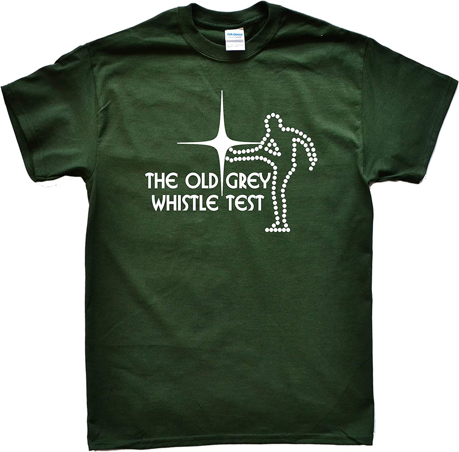 The Old Grey Whistle Test Mens Retro Music TV Programme Hoodie Show