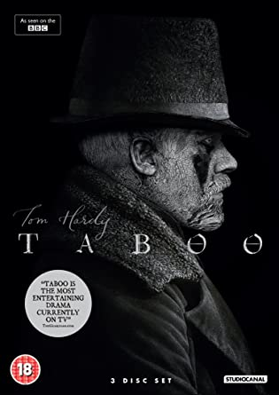 Taboo Uk Import Region 2 Pal Format