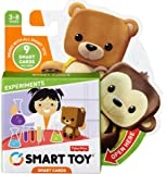 Fisher-Price Smart Cards - Experiments