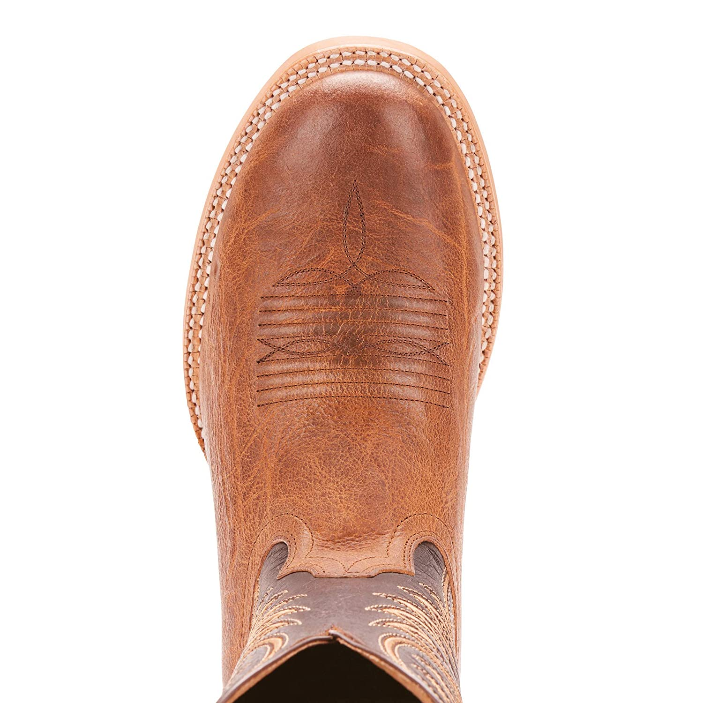 ARIAT Mens Relentless Platinum Western Boot