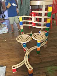 hape marble run instructions