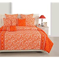 Swayam Eco Bed Sheet with Pillow Covers