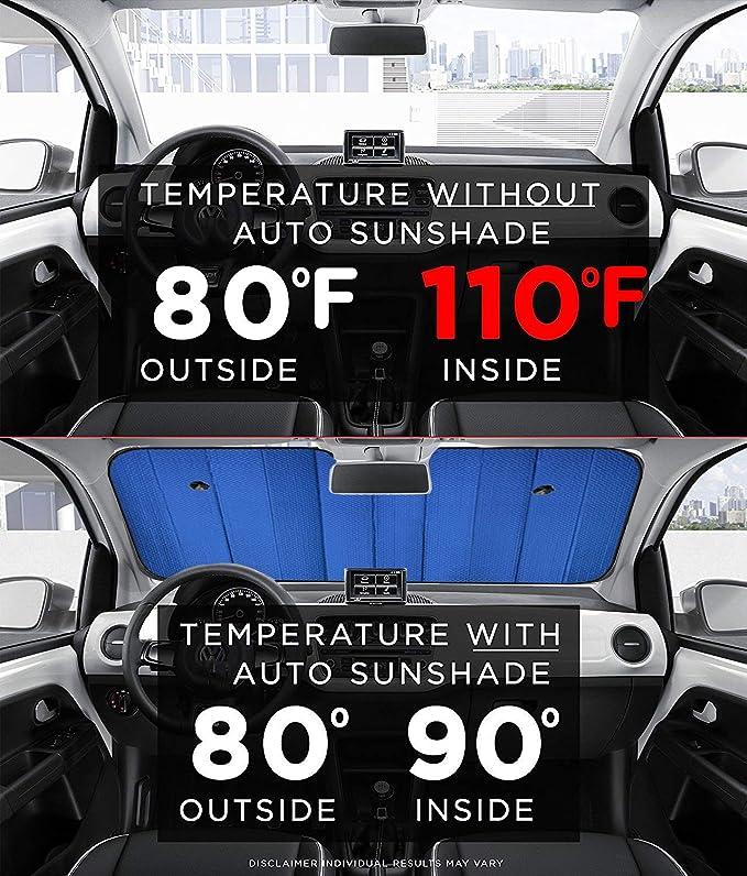 Car Sun Shade /Únase A The Resistance Windshield Sun Shade Universal Fit Car Sun Shade,Mantenga Su Veh/ículo Fresco,130X90 CM