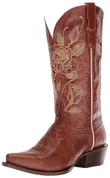 8b35913fa1c ROPER Women's Desert Rose Western Boot
