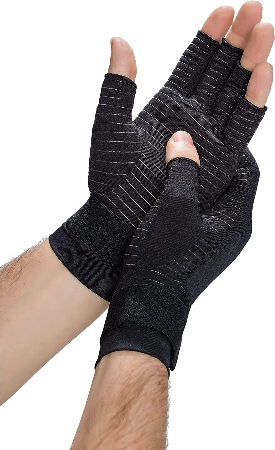 Copper Fit Hand Relief Gloves Discontinued Model