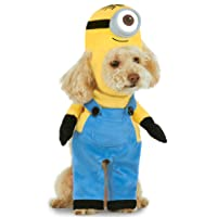 Rubie's Costume Company Minion Stuart Arms Pet Suit, Medium
