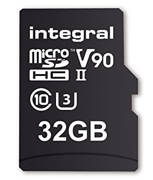 Integral UltimaPro X2 UHS-II microSDXC tarjeta de memoria 32 ...