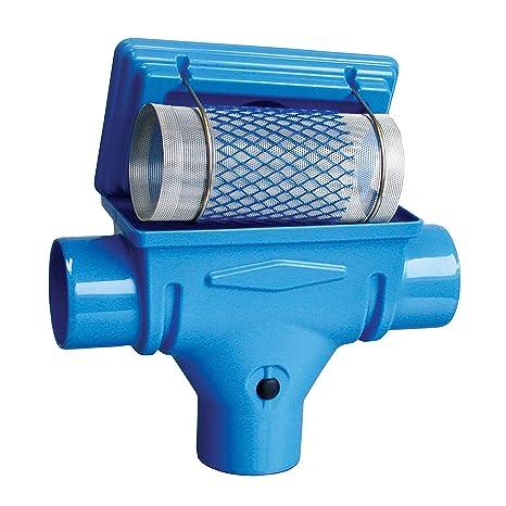 Filtro de agua de lluvia zisterne filtro 3P compacta filtro K con filtro de acero inoxidable