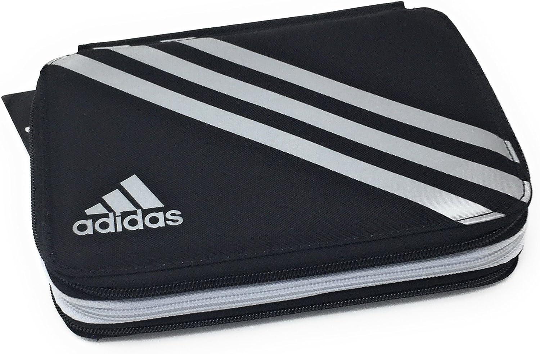adidas - Funda para bolígrafo (tamaño XL, 20 x 14 x 5 cm), color negro: Amazon.es: Oficina y papelería