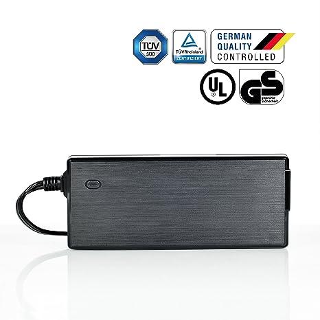 Leicke ULL - Cargador 19V 6,32A/6,3A 120W para Toshiba Medion