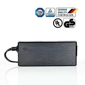 Leicke ULL - Cargador 19V 6,32A/6,3A 120W para Toshiba Medion Acer ASUS
