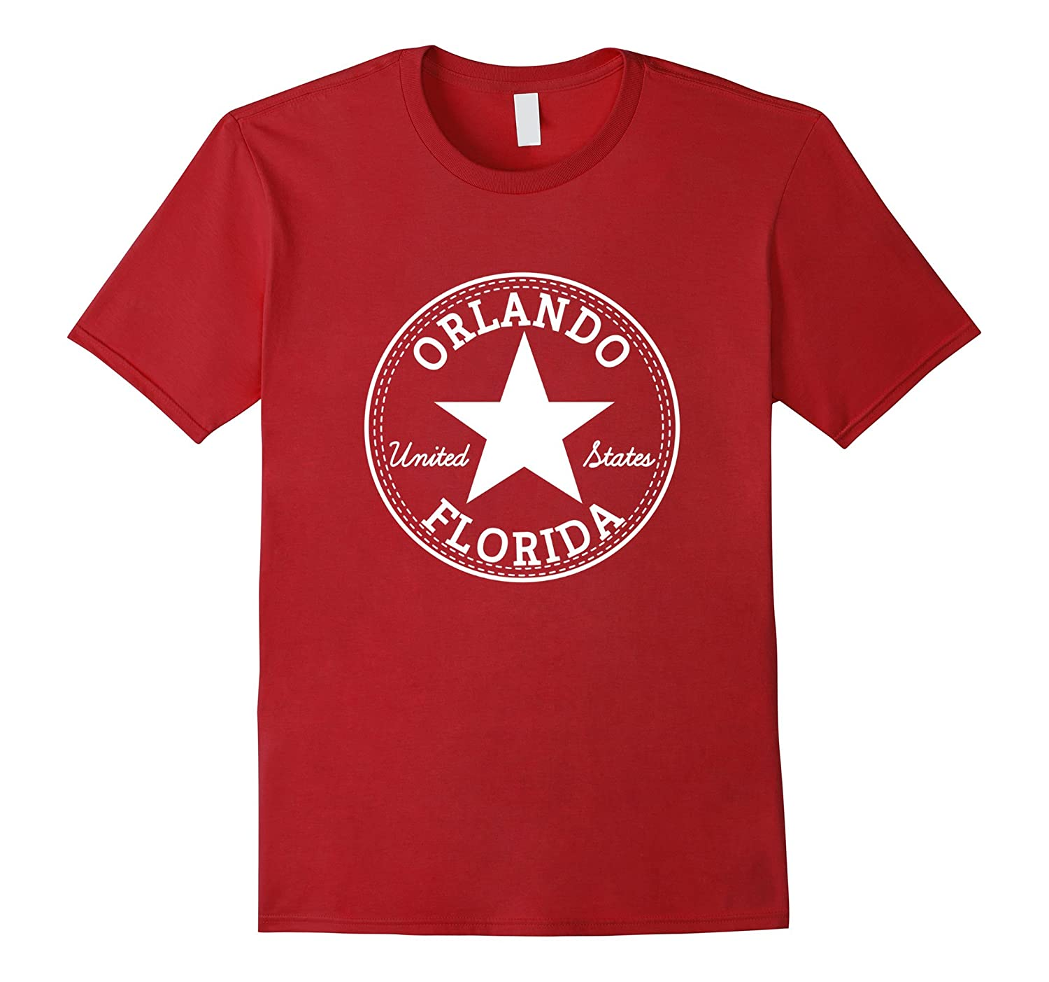 ORLANDO FLORIDA United States HOLIDAY T-Shirt Relaxed Fit