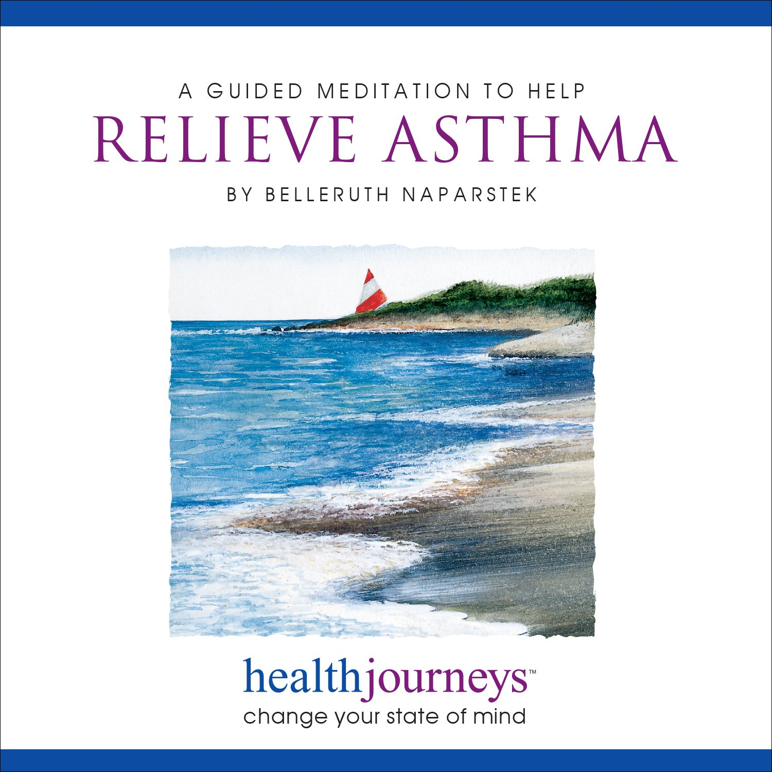 A Meditation to Help Relieve Imagery Max 43% OFF and Guided Affirmat Wholesale Asthma-