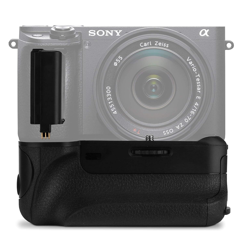 Agarre bater/ía Mango Multifuncional CELLONIC/® Sony A6300 Battery Grip Empu/ñadura Compatible con Sony ILCE-6300 /α6300 Alpha 6300 A6300 Apret/ón bateria