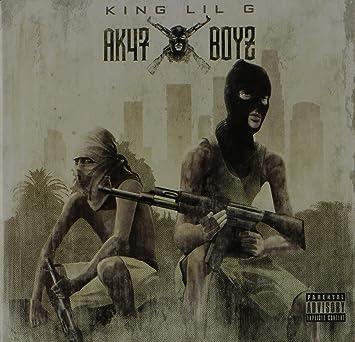KING LIL G - Ak47 Boyz - Amazon com Music