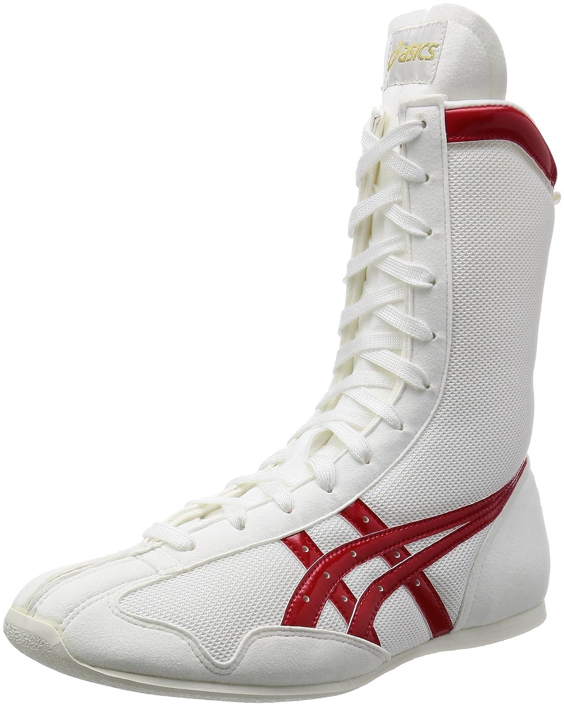 [アシックス] ボクシングシューズ ボクシングMS B0018723V8 28.0 cm ホワイト/レッド