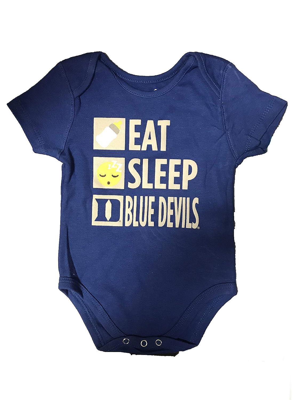 Sports /& Outdoors Outerstuff Duke Blue Devils All I Do Blue S//S Infant//Baby Bodysuit 12 Months