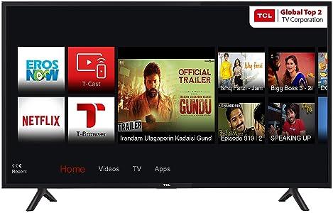 TCL 100.3 cm (40 Inches) Full HD LED Smart TV...