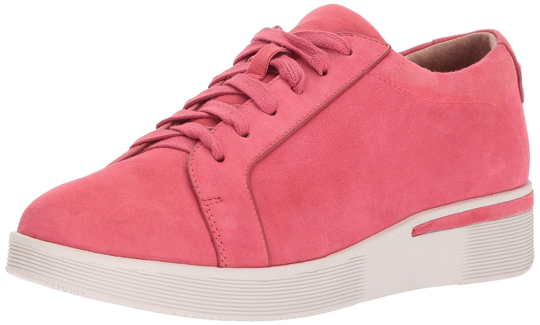 Gentle Souls Women's Haddie Lace up Platform Wedge Sneaker B0716SDLJF 7 B(M) US|Coral