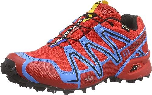 SALOMON Herren Speedcross 3 GTX Traillaufschuhe, dunkelviolett