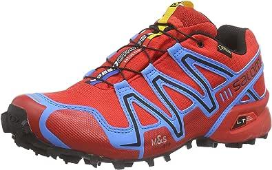 Salomon Speedcross 3 GTX, Hombre Trail Zapatillas de Running, Color Multicolor, Talla 39: Amazon.es: Zapatos y complementos