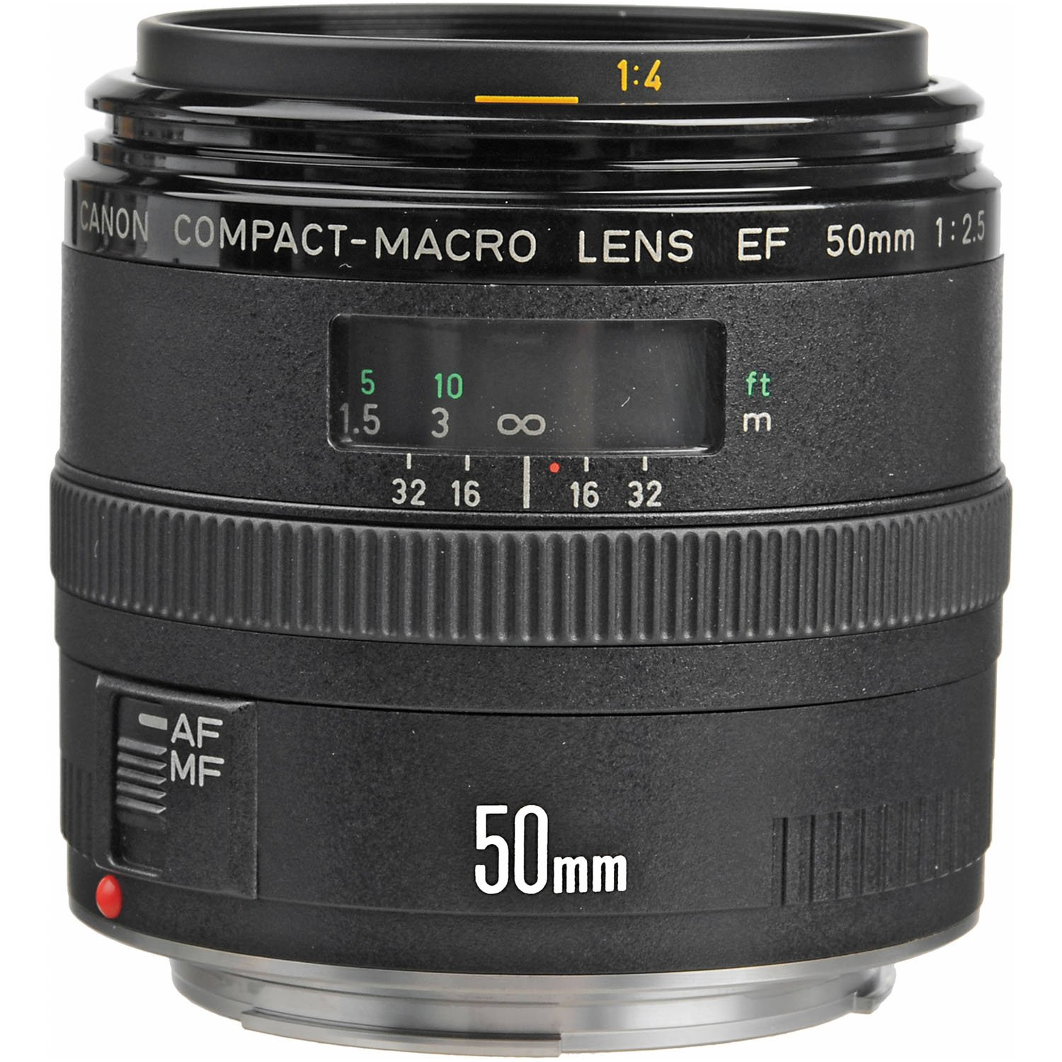 Canon EF 50mm f/2.5 Compact Macro Lens by Canon