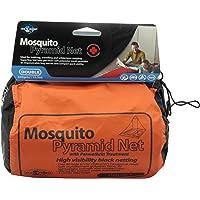 Sea To Summit Mosquito Pyramid Net Permethrin Treated, Unisex-Adult, Black, Double