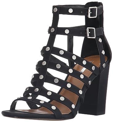 475ad0e4d74 BCBGeneration Women s Bg-chasta Dress Sandal Black Suede 6 ...