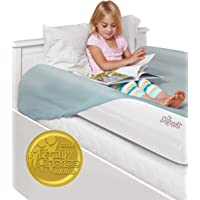 The Shrunks Wally Inflatable Bed Rail 2 Pack + Foot Pump, White