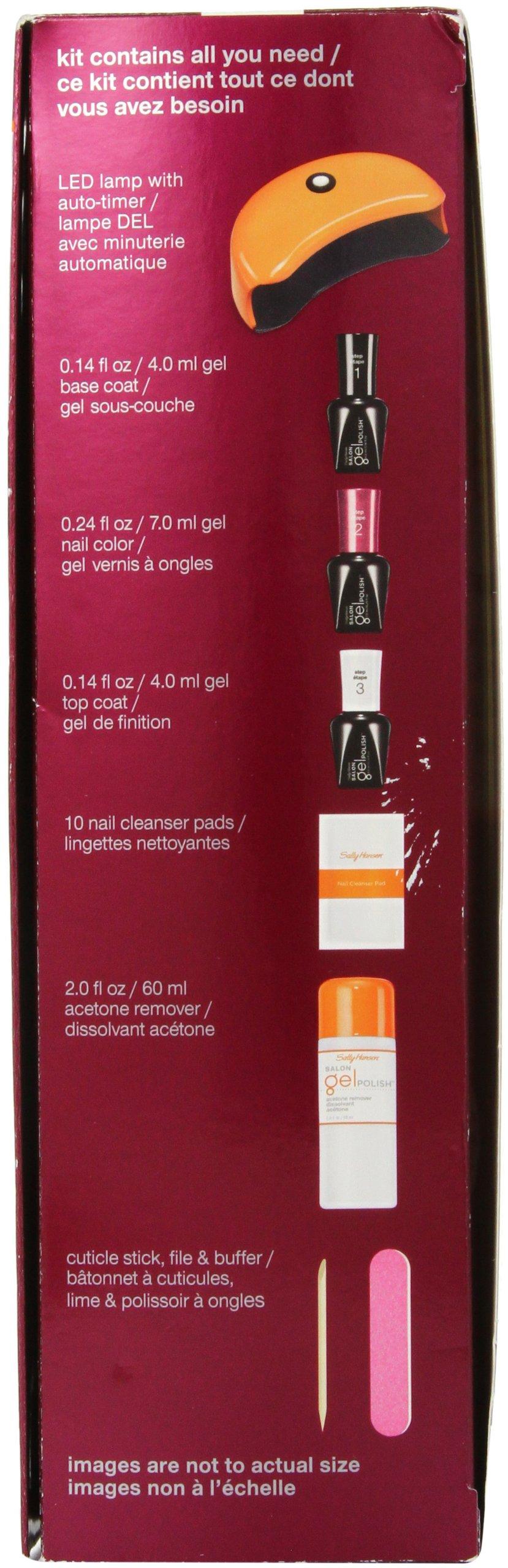 Sally Hansen Salon Pro Gel Starter Kit, Wine Not by Sally Hansen (Image #7)
