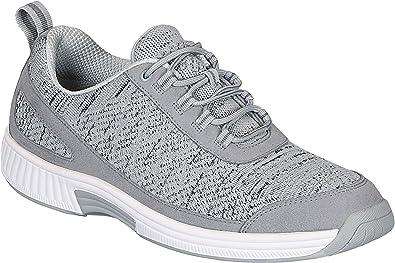 Ewell Referéndum enlazar  Amazon.com: Orthofeet - Zapatos ortopédicos con alivio probado del dolor de  pies y del talón. Zapatos amplios. Los mejores tenis ortopédicos, para  fascitis plantar, pies de diabético, tenis para hombre.: Shoes